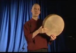 Frame Drum Basics (upright)
