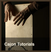 cajon tutorial