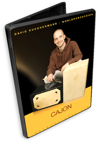 New Cajon DVD