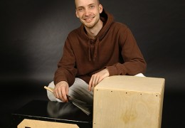 cajon solo video