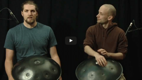 Tutorial DVD for Hang and Handpans released