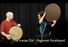 New Instructional Video for the Iranian Daf –  Naghmeh Farahmand