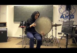Frame Drum Video Podcast 20 – Shekoofeh Pariab on Daf