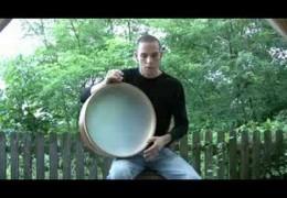 Frame drum Video Podcast – Episode 16 – Itamar Doari