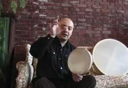 Frame Drum Video Podcast – Episode 11 – Andrea Piccioni