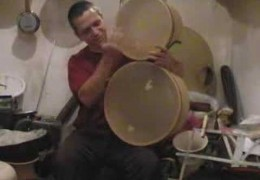 Frame Drum Video Podcast – Episode 9 – Kobi Hagoel