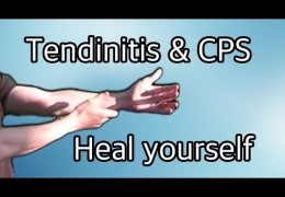 Exercises for Tendinitis (tendonitis) and Carpal Tunnel (cps)