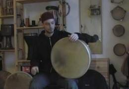 Frame Drum Video Podcast – Episode 1