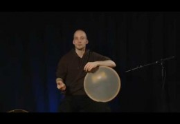 Frame Drum Video Podcast 18: adding sounds in Lapstyle playing