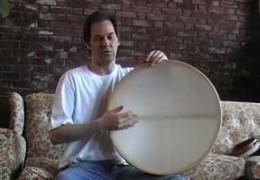 Frame Drum Video Podcast – Episode 10 b – N.Scott Robinson
